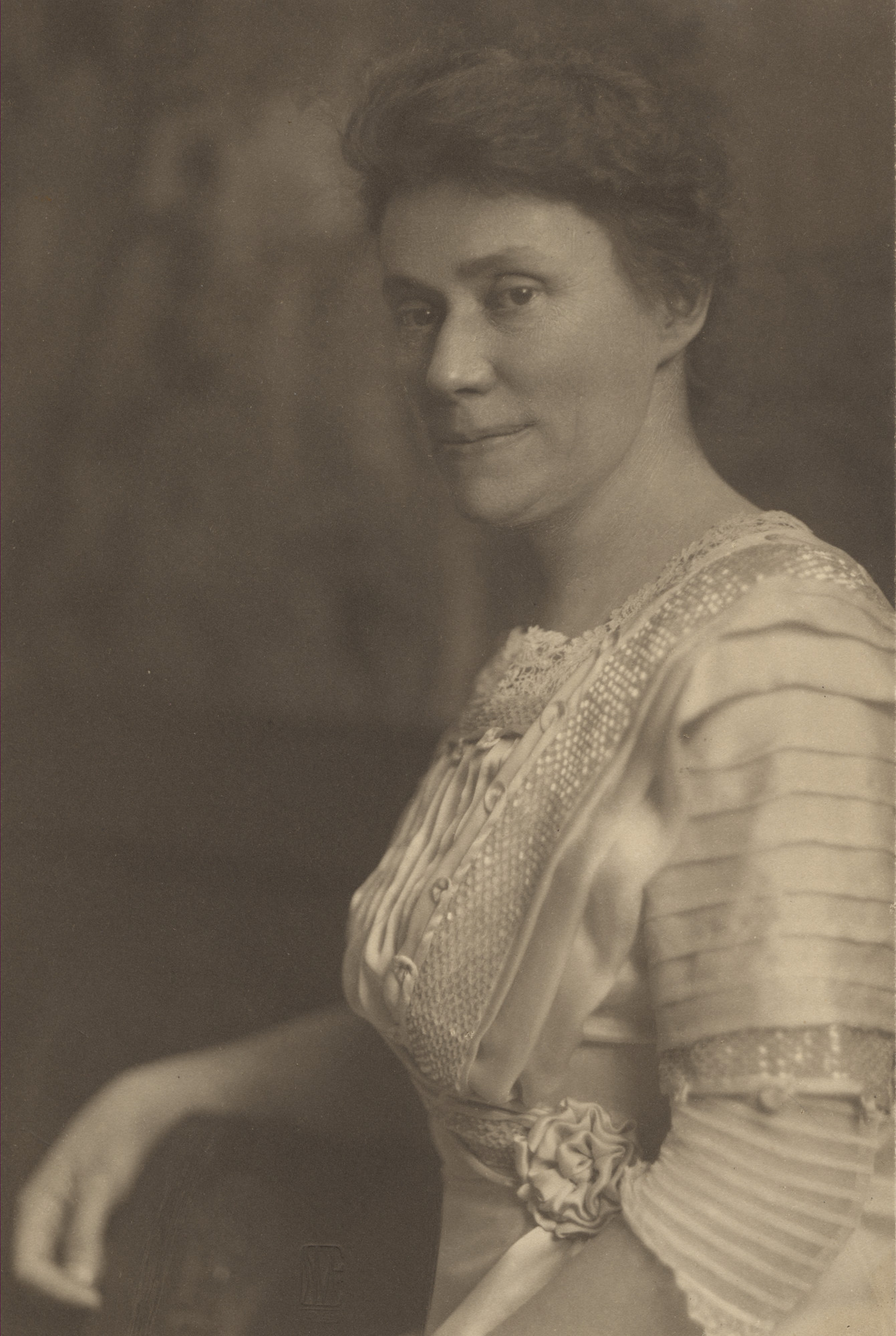 Mary Emma Woolley,  1905