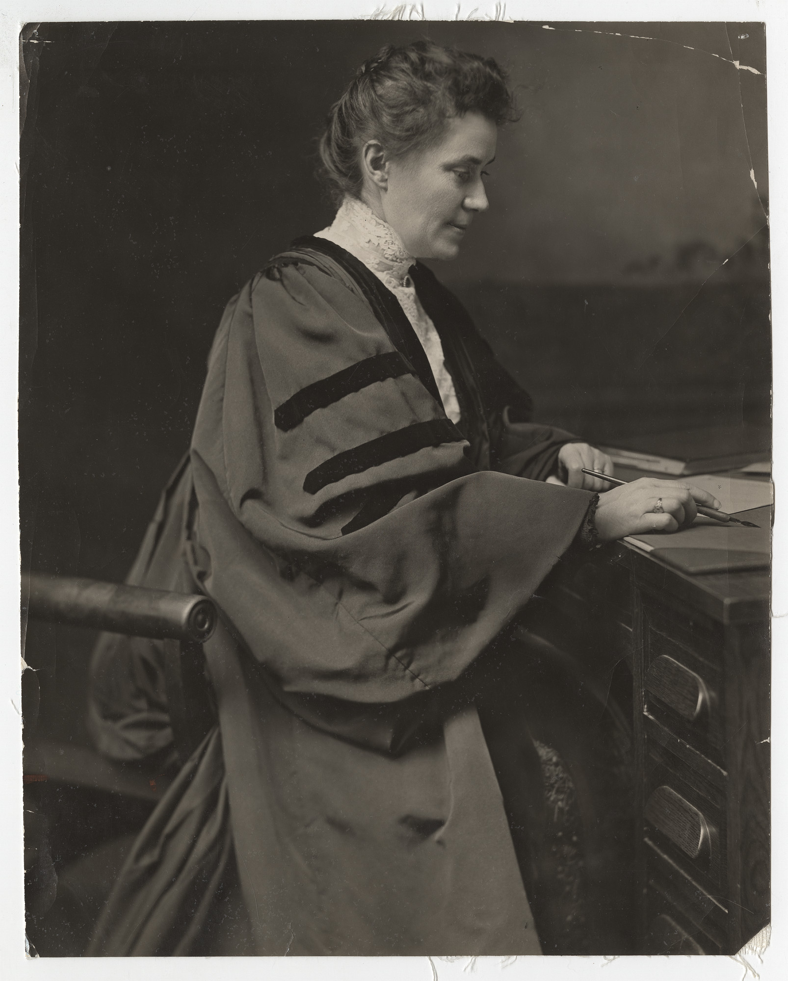 Mary Emma Woolley, President of Mount Holyoke College