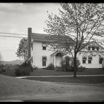 Adams' House: A. Elizabeth Adams