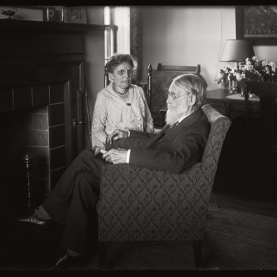 Miss Ball and her father