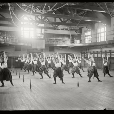 Gym Class 1911