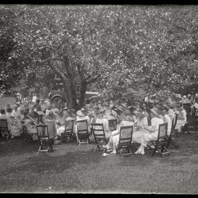 Commencement 1930: Alumnae