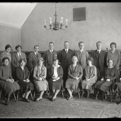 Intercollegiate Economics Conference: February 1926