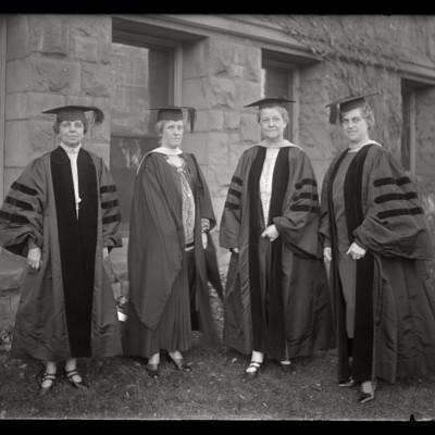 Alumnae Trustees 1925