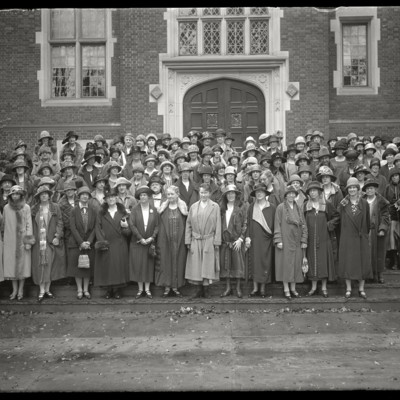 Home Economics Convention: October 1925