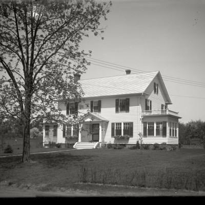 Miss Purington's House 1932